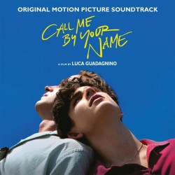 OST - Call Me By Your Name 2LP (red transparent vinyl) limited edition