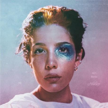 Halsey - Manic LP (clear milky vinyl)