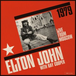 John Elton with Ray Cooper - Live From Moscow 2LP