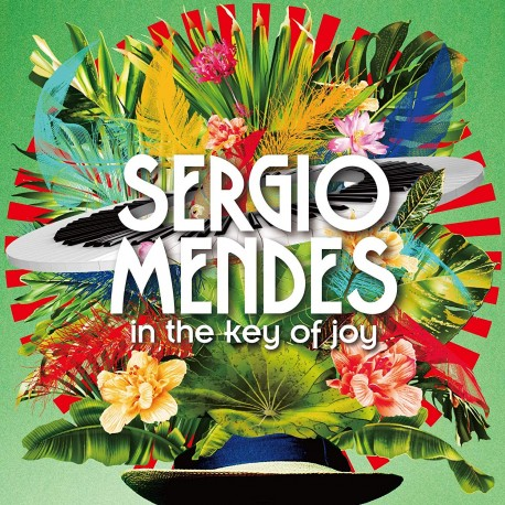 Mendes Sergio - In The Key Of Joy LP