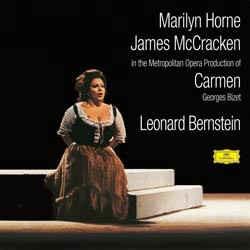 Georges Bizet /  Marilyn Horne /  James McCracken /  Leonard Bernstein /  Metropolitan Opera Orchestra* And  Chorus*  – Carmen