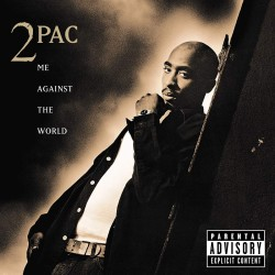 2 PAC -ME AGAINST THE WORLD 2 LP