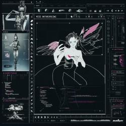 Grimes - Miss Anthropocene LP (pink translucent vinyl) limited edition