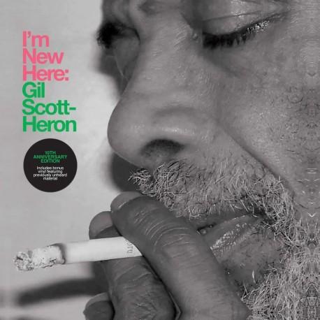 Scott-Heron, Gil - I am New Here 2 LP