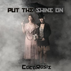 CocoRosie - Put The Shine On 2LP (turquoise vinyl) limited edition