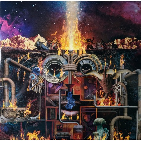 Flying Lotus  ‎– Flamagra 2LP