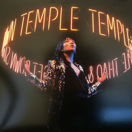 Thao & The Get Down Stay Down  ‎– Temple LP