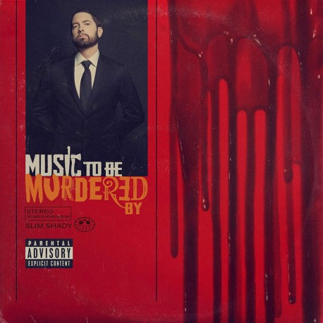 Eminem - Music To Be Murdered By 2LP