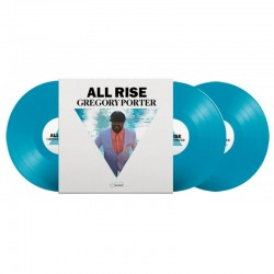 Porter Gregory - All  Rise / Colored DLX - 3x VINYL Album (Colored Triple vinyl Deluxe)