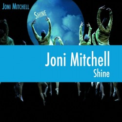 Mitchell Joni - Shine LP