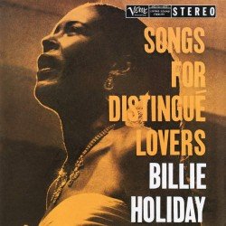 Holiday Billie - Songs for distingue Lovers LP