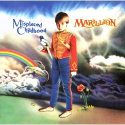 LP Marillion - Misplaced Childhood
