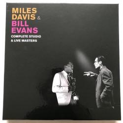 Miles Davis,  Bill Evans  – Complete Studio & Live Masters