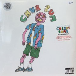 Tyler, The Creator  ‎– Cherry Bomb Instrumentals  - RSD