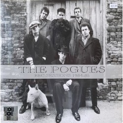 The Pogues  ‎– BBC Sessions 1984-1985 - RSD