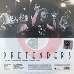 Pretenders  – Live! At The Paradise Theater, Boston, 1980 - RSD