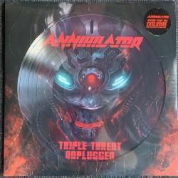 Annihilator (2)  – Triple Threat Unplugged - RSD