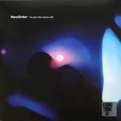 New Order  ‎– The John Peel Session 1982 - RSD