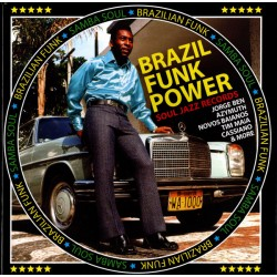 Various  ‎– Brazil Funk Power