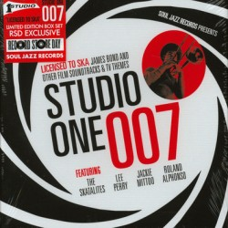 Various  ‎– Studio One 007 - Licensed To Ska