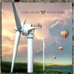 Flying Colors  ‎– Second Nature