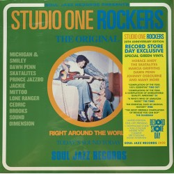 Various  ‎– Studio One Rockers - RSD