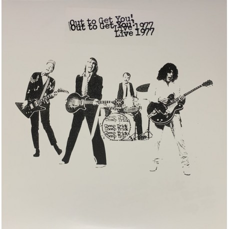 Cheap Trick  – Out To Get You! (Live 1977)