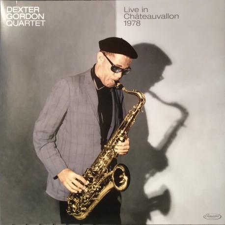 Dexter Gordon Quartet  – Live In Châteauvallon 1978