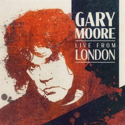 Gary Moore  ‎– Live From London