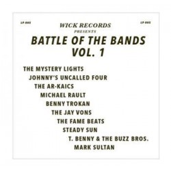 V/A - Wick Records: Battle Of The Bands Vol.1 (LP)