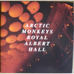 Arctic Monkeys  ‎– Live At The Royal Albert Hall