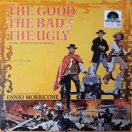 Ennio Morricone  – The Good, The Bad And The Ugly RSD