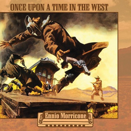 Ennio Morricone  – Once Upon A Time In The West RSD