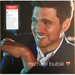 Michael Bublé  ‎– Love (Red Translucent Vinyl)