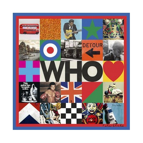 "Who, The - Who (Limited edition 7"" singles box set)"