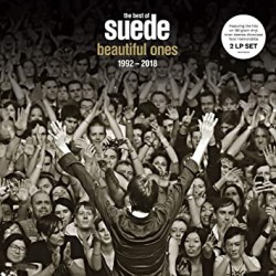 Suede – The Best Of Suede. Beautiful Ones. 1992-2018