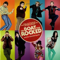 Various  ‎– The Boat That Rocked Movie Soundtrack OST