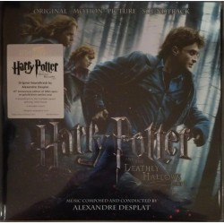 Alexandre Desplat – Harry Potter And The Deathly Hallows Part 1 (Original Motion Picture Soundtrack)