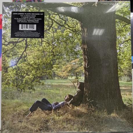 John Lenon - Plastic Ono Band/DLX