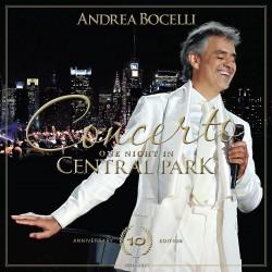 Bocelli Andrea - Concerto one night in Central Park
