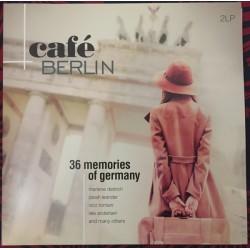 Cafe Berlin - 36 memories of germany