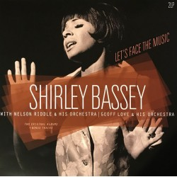 Bassey Shirley - Lets face the music