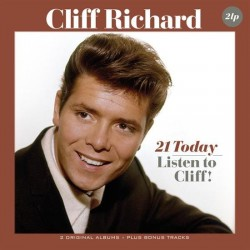 2 LP Richard - Cliff- 21 Today /Listen to Cliff