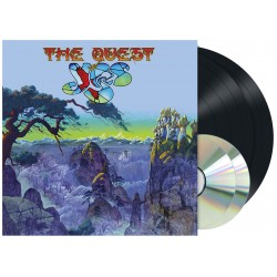 Yes - The quest /2lp + 2cd + booklet