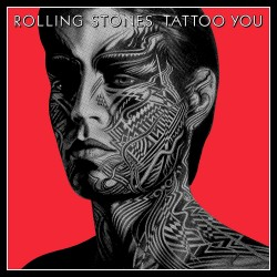 2 LP Rolling Stones - Tattoo you Delux ed.