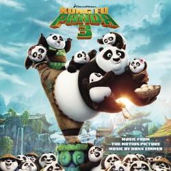 OST - Kung Fu Panda 3 (Hans Zimmer) 2LP
